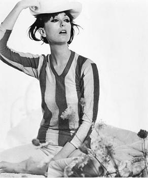 Judith August 1960's