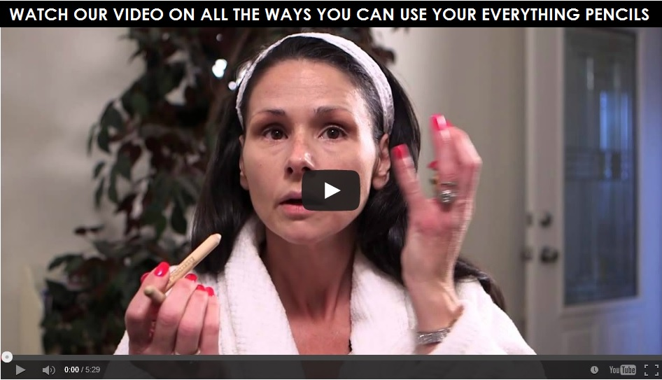 HOW TO USE A CONCEALER PENCIL