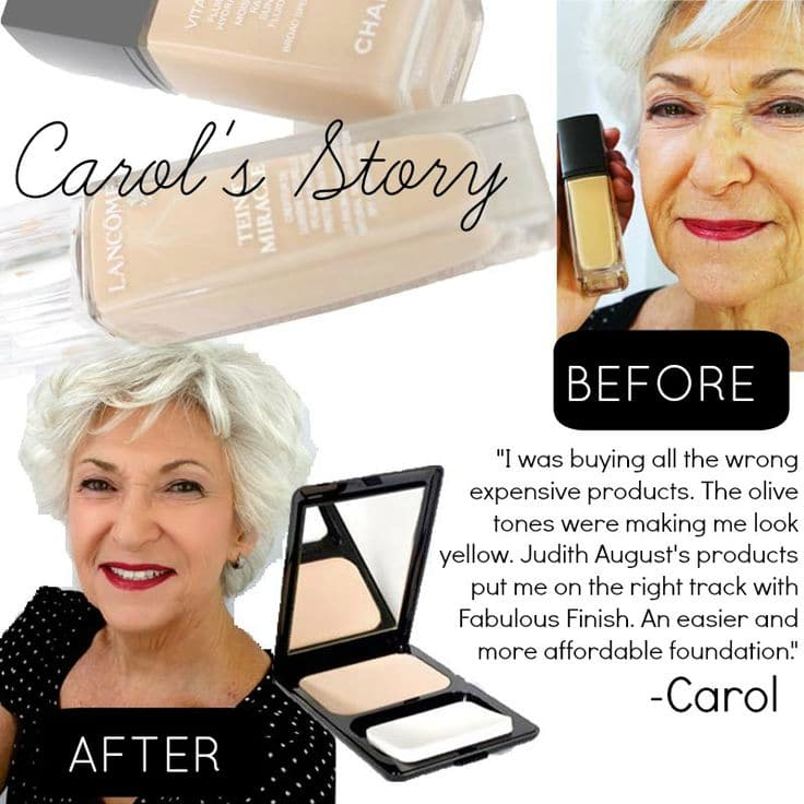 Fabulous Finish™ - 3 in one Foundation - Judith August Cosmetics