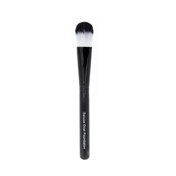 best oval foundation brush
