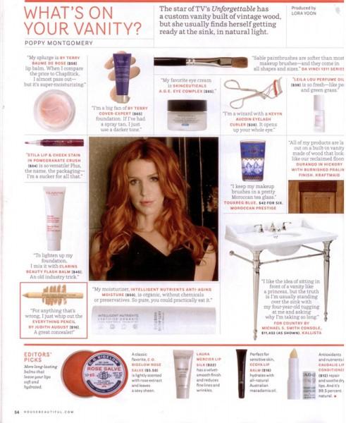 House Beautiful Magazine Press Categories Judith