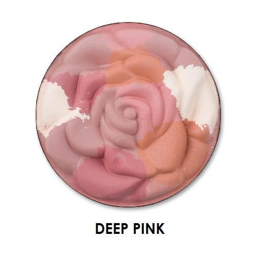 deep pink blush
