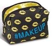 trendy makeup bag