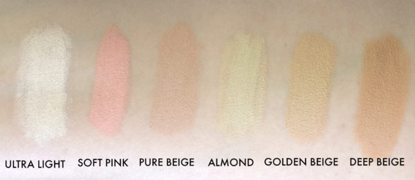 EVERYTHING PENCIL SKIN COLOR SWATCH
