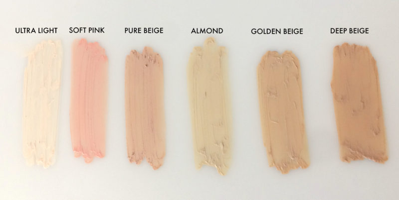 EVERYTHING PENCIL CONCEALER SWATCHES
