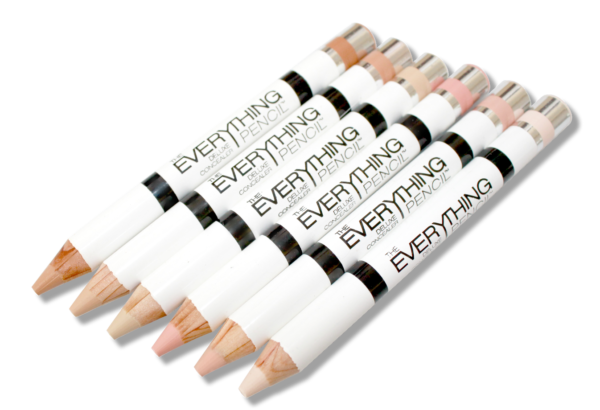 new everything pencil face and body concealer